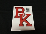 BK Decal