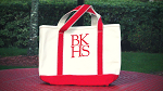 BKHS Lands End Tote