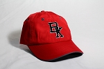 Red BK Hat